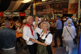 Oktoberfest bald im Pueblo Español auf Mallorca