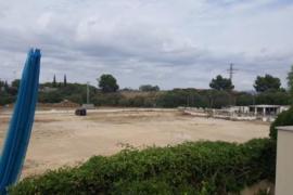Nach Beschwerden: Sportplatz von Can Pastilla mietwagenfrei