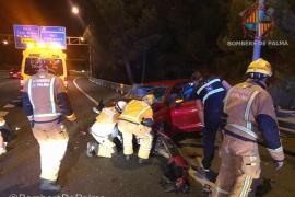 Frontal-Crash auf Mallorca: Geisterfahrer schwer verletzt