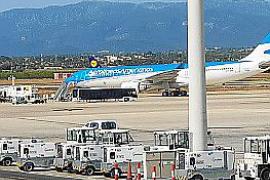 Passagier mit Herzanfall sorgt für Notlandung in Palma