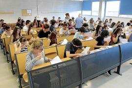 Weiter hohe Nachfrage nach Studium auf Mallorca