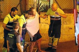 Gast im Hotelgang in Magaluf niedergestochen