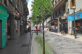 Palma verbannt Autos aus Carrer Velázquez