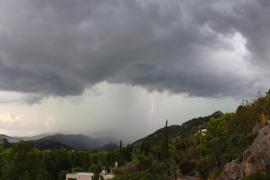 Es wird immer regnerischer auf Mallorca