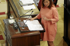 Ministerpräsidentin Armengol verspricht mehr Sozialausgaben