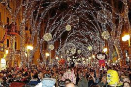 Palmas Weihnachtslichter gehen diesmal früher an