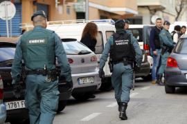 Blutiger Messerkampf in Palmas Viertel Son Gotleu