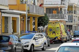 Polizeieinsatz in Arenal.