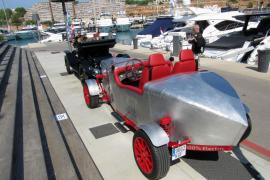 Die alte mallorquinsche Marke Loryc feierte ihre Wiederauferstehung mit Elektromotoren.