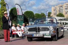 """Das BMW 3200 CS Cabrio wurde Gesamtsieger der """"Mallorca Classic Week""""."""