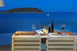 Das Restaurant Pez Playa in Magaluf auf Mallorca.