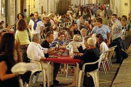 Großes Finale beim Weinfest in Binissalem