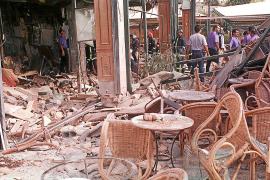 "Vor 20 Jahren: Explosion im ""Gran Café Cappuccino"""