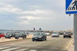 Verschwindet der Verkehr von Uferstraße in Sa Ràpita?