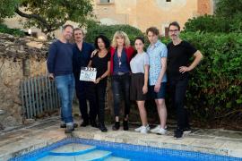 Erste Eindrücke vom Furtwängler-Dreh auf Mallorca