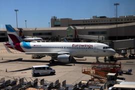 Mallorca-Flieger Eurowings schließt Tarifvetrag ab