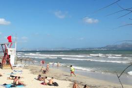 Nordwind pustet den Norden von Mallorca durch