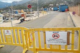 Ab sofort 160 Parkplätze weniger in Port de Sóller