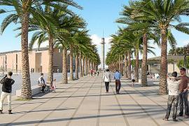 Hafenbehörde plant Umbau der Fischereimole Palmas