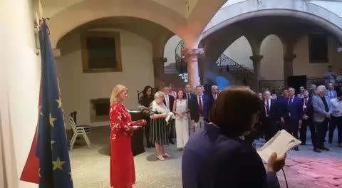 Deutsche Mallorca-Community begeht Tag der Einheit
