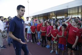 Weltmeister Mario Mola wieder auf Mallorca