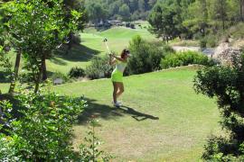 MM-Golftrophy bei traumhaftem Wetter