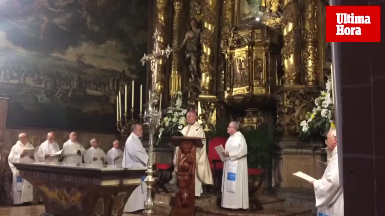 Kirche Sant Miquel erhält Ehrentitel vom Papst