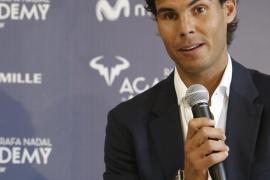 Tennisspieler Rafael Nadal hilft den Opfern der Flut.