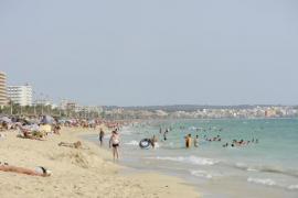 Normalität in den Urlaubsorten auf Mallorca