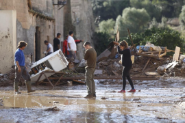 Immense Sachschäden durch Flut auf Mallorca
