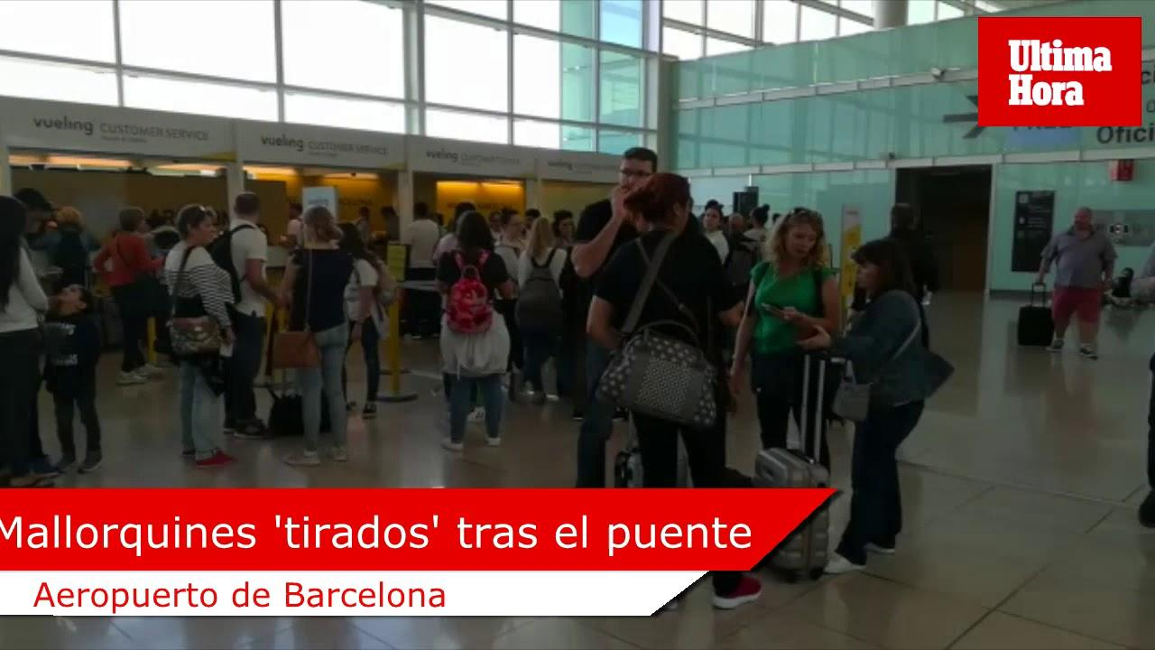 Reisegruppe aus Mallorca sitzt nach Flugausfall fest