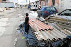 Einwohner von Son Banya fordern Hilfe vom Rathaus