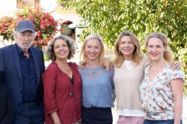 ZDF dreht mit deutschen TV-Stars auf Mallorca