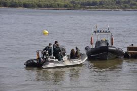 Die Einsatzkräfte hatten auch das Meer abgesucht.