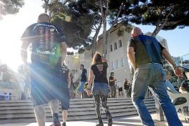 Am 14. Oktober strömte die Heavy-Metal-Gemeinde ins Iberostar-Clubhotel Cala Barca.