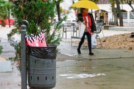 Der Wetterdienst AEMET hat wegen drohenden Starkregens die Warnstufe Orange ausgerufen.