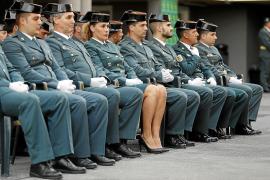 Polizei hat nur wenige Frauen auf den Balearen