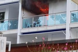 Hotel in Costa dels Pins nach Zimmerbrand evakuiert