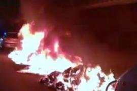Polizeibeamter bei Brandnacht in Palma verletzt
