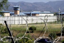 Mallorcas Gefängnis an der Landstraße von Palma nach Sóller.