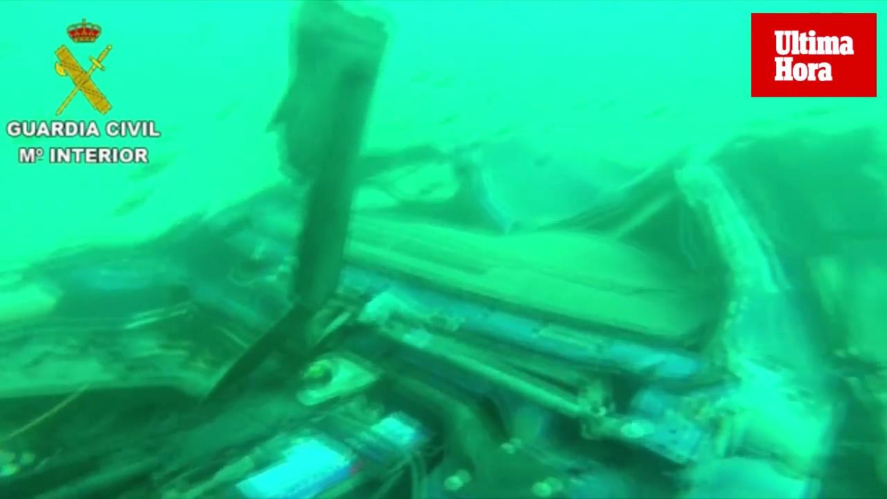 Nach Flut: Polizeitaucher bergen Trümmer im Meer