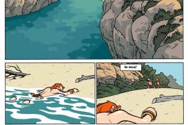 Mallorca ist das Mekka der Comic-Talente