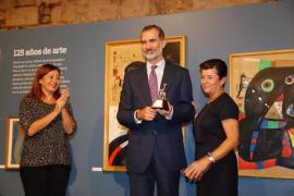 "König Felipe VI. mit ""Siurell de Plata"" geehrt"