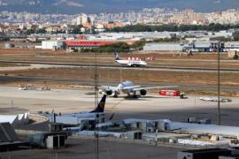 Kräftiges Winterwachstum am Mallorca-Airport