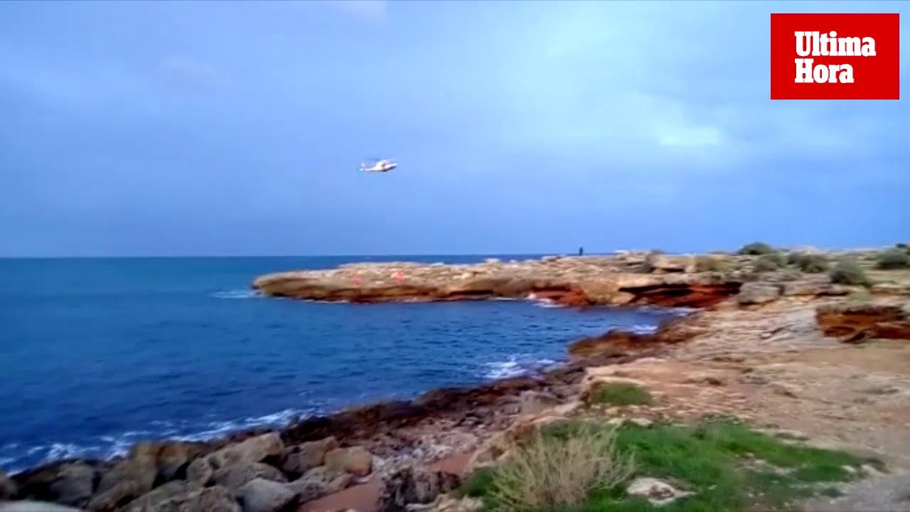 Frau im Meer bei Portocolom verschollen