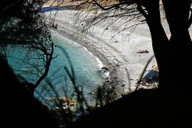 Anstieg des Meeresspiegels bedroht die Strände der Insel