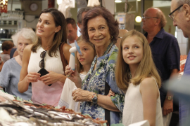Alt-Königin Sofía feiert 80. Geburtstag