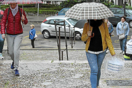 Rekord-Regenmengen im Oktober auf Mallorca