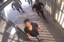 Räuberbande beim Festival Park festgenommen