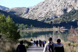 Mallorca-Stauseen doppelt so voll wie 2017